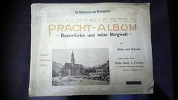 Im Bannkreise Des Rosengarten Pracht Album Bozen Gries Und SeineBergwelt - Non Classés