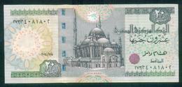 EGYPT / 20 POUNDS / DATE : 5-3-2014 / P- 65 I&m / SIG : RAMEZ / PREFIX 273 / UNC. - Egypte