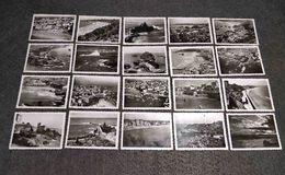 ANTIQUE LOT X 20 SMALL PHOTOS FRANCE - BIARRITZ VIEWS - Filmspullen: 35mm - 16mm - 9,5+8+S8mm
