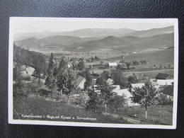 AK KAISERWALDAU Riesengebirge Piastow Petersdorf 1937//  D*33177 - Schlesien