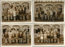 """-  **5 X FOTO  - Verbond """"BROEDERS  VAN LIEFDE""""     ** --""""""""Scouts  Of  Andere Jeugdgroep """"""""23/07/1965. - Belgique"""