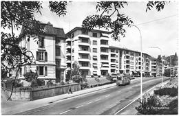 Pully NA1: La Perraudettaz ( Tramway ) - VD Vaud