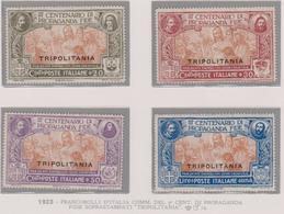 Tripolitania 1932 Propaganda Fide 1/4 MH - Tripolitania
