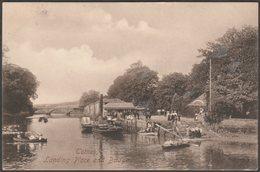 Landing Place And Bridge, Totnes, Devon, 1914 - Frith's Postcard - England