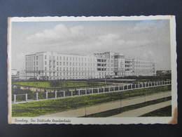 AK BROMBERG Bydgoszcz Krankenhaus Ca.1940  //  D*33201 - Pommern