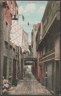 Sous Le Cap Street, Quebec Ville, Quebec, C.1905-10 - Charlton Postcard - Québec - La Cité