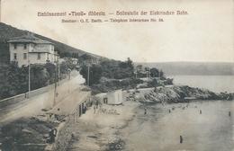 Postcard RA009132 - Croatia (Hrvatska) Opatija (Sankt Jakobi / Abbazia) - Croatia