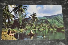2660   Tahiti- Embouchure De La Vaitapiha, Tautira - Polinesia Francese