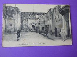 TAZA- Porte Du  Méchouard Du  Sultan - Autres