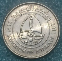 Bahrain 50 Fils, 1432 (2011) - Bahreïn