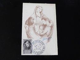 EXPOSITION  L'ART POUR L'EGLISE  -  DIJON  1946  - - Postmark Collection (Covers)