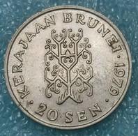 Brunei 20 Sen, 1979 -1326 - Brunei