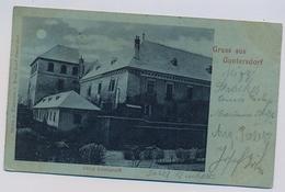 Guntersdorf Niederösterreich, Schloss Ludwigstorff   1901y.           E267 - Hollabrunn