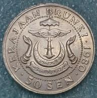 Brunei 50 Sen, 1980 - Brunei
