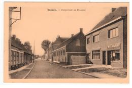 Elsegem.  -  Dorpstraat En Klooster - Wortegem-Petegem