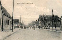 Oberhofen -   Hauptstrabe. - BE Berne