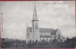 Essen Esschen 19010 Kerk Sint St Antonius Hoelen Cappellen 4201 (scheurtje - Gerestaureerd) - Essen