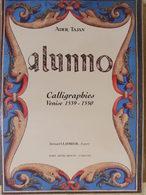 Catalogue De Ventes Ader-Tajan - Calligraphies Venise 1539- 1550 - 1993 - Vecchi Documenti