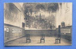 Cartolina Milano - Convento Di S. Maria Delle Grazie - Interno Del Cenacolo 1911 - Milano