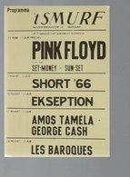 Pink Floyd (56-20) - Chanteurs & Musiciens