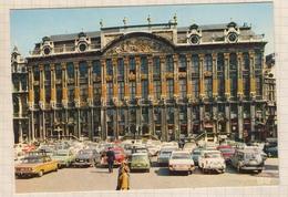 8AK1605 BRUXELLES MAISON DES DUCS DE BRABANT  VOITURES  2 SCANS - Monuments
