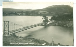 GB, Dartmoor, Burrator Reservoir And Bridge. Real Photo Pc, Unused. - England