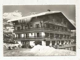 Cp , Hôtels & Restaurants , Hôtel ,bar ,restaurant LE CHAMOIS D'OR , 74 , CORDON , Vierge , Ed. Combier - Hotels & Restaurants