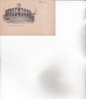 """CPA 13 ARLES ,les Arènes.  ( Carte """"pionnière"""".) - Arles"""