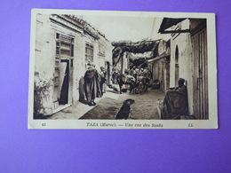 TAZA     Une  Rue  Des  Souks - Maroc