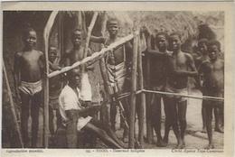 CPA TOGO Afrique Noire Métier Tisserand Non Circulé - Togo