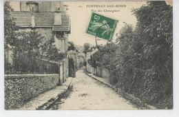 FONTENAY AUX ROSES - Rue Des Châtaigniers - Fontenay Aux Roses