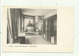 Bruges - Pensionnat Spermalie - Verzonden 1909 - Brugge