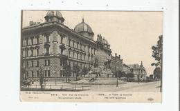 UNE VUE DE CRACOVIE LES QUARTIERS NEUFS 1914. A VIEW IN CRACOW THE NEWS QUARTIERS - Polonia
