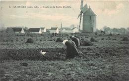 ¤¤  -  SAINT-JOACHIM   -  La Brière  -  Moulin De La Rodrie-Pendille    -  ¤¤ - Saint-Joachim