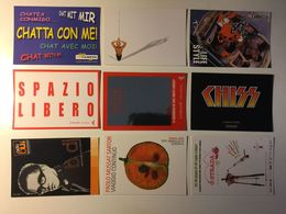 Lotto Cartoline - Promocard Pubblicitarie - Auto Car Radio Torino Etc - Cartoline