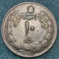 Iran 10 Rials, 1336 (1957) - Iran