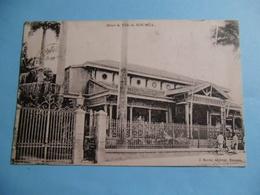 CPA NOUVELLE CALEDONIE HOTEL DE VILLE DE NOUMEA - New Caledonia
