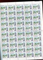Belgie 1977 1873 Tourism St-Niklaas Full Sheet MNH Plaatnummer I - Feuilles Complètes