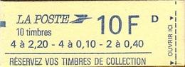 C 39 - FRANCE Carnet N° 1501 - Carnets