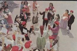 ESPAGNE--CATALUNA--la Sardana--danzas Y Bailes Regionales De Espagna---voir 2 Scans - Non Classés