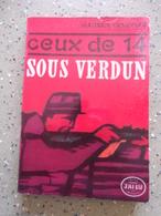 Ceux De 14 . Maurice Genevoix - Books, Magazines, Comics