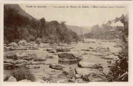 NONCEVEUX - Fonds De Quarreux - Les Pierres Du Moulin Du Diable - Edit. LUMA, Tél. 70, Aywaille - Aywaille