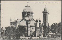 La Basilique De Notre Dame-d'Afrique, Alger, C.1910s - Régence CPA - Algiers