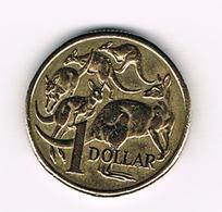 &   AUSTRALIE  1  DOLLAR  1995 - Monnaie Décimale (1966-...)
