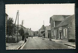 CPSM:  71 - CHALMOUX - ROUTE DE GUEUGNON - France