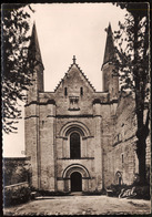 ABBAYE DE FONTEVRAULT.- Façade De La Chapelle - France