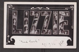 Greetings From Lizzie - Used C1905 - Greetings From...