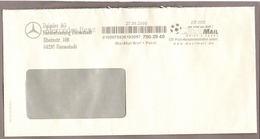 """Privatpost - MaxiMail -- Umschlag - AFS  Fußball Football Soccer Fútbol """" EM 2008"""" Von  27.6.08 - Fußball-Europameisterschaft (UEFA)"""