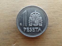 Espagne  1  Peseta 1986  Km 821 - [ 5] 1949-… : Royaume