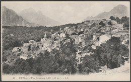 Vue Générale, Evisa, Corse-du-Sud, C.1920s - Lévy Et Neurdein CPA LL47 - Other Municipalities